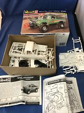 Revell Mad Mudder Chevy Pickup Truck Model Kit 85-2584 No Decals Open Box