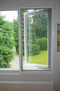 Flyscreen Window Frame Aluminium DIY Kits
