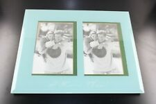 I LOVE YOU 4 INCH X 6 INCHES 4 X 6 DOUBLE FRAME PHOTOGRAPHY GIFT SET VALENTINE