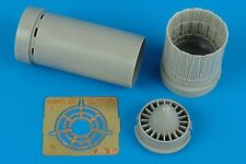 Aires 1/48 F-104S Starfighter exhaust nozzle for Hasegawa kit # 4328