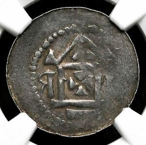 GERMANY. Otto III, 983-1002, Silver Denar, NGC AU50