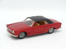 Solido SB 1/43 - Fiat 2300 S Cabriolet Ghia Rouge 133