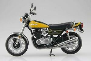 Aoshima: 1/12 Kawasaki 900 Super4 (Z1) Yellow Ball - Diecast Model