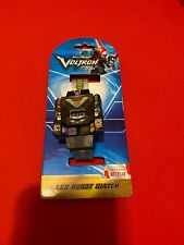 Dream Works VOLTRON LCD Robot Watch Limited New Rare