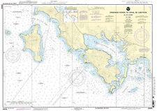 NOAA Chart Ensenada Honda to Canal de Luis Pena 12th Edition 25655