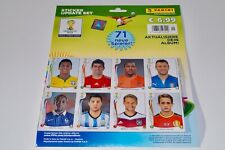 Panini World Cup Brasil 2014 - 71 Update Stickers Extra Stickers New/Sealed
