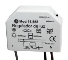 ElectroDH Regulador de Intensidad Lumínica (11558)