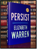 Persist ✎SIGNED✎ by ELIZABETH WARREN New Hardcover 1st Edition First Printing