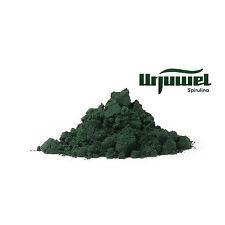 5kg - Urjuwel Spirulina Pulver - Analyse - feine Mahlung - Höchste Qualität