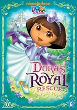 Dora The Explorer Royal Rescue [DVD]