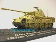 1:72 Carro/Panzer/Tanks/Military V PANTHER AUSF SD. KFZ.171 - France 1944 (05)