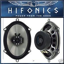 165mm//16 5 cm HIFONICS Bass//Tieftöner//Woofer Haut-parleur-Set Titane ts6.2w