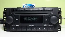 Dodge Chrysler 05-09 MP3 CD 6-disc player Changer RAQ 1769Bg see TEST VIDEO