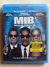 Men in Black 3 [2012] (Blu-ray/DVD/DC)~~~~Will Smith~~~~NEW & SEALED
