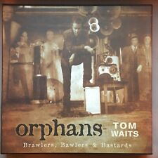 Tom Waits Orphans: Brawlers, Bawlers and Bastards 7LP Box Set