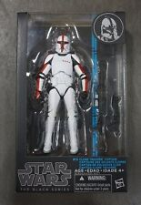 "Clone Trooper Captain STAR WARS The Black Series 6"" Figure AUTHENTIC #13 13"