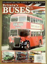 Britain's Buses Magazine Celebrating The Fleets Of 12 Big Cities Vol 2 UK  M135