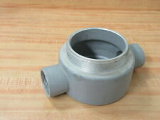 "Killark GESCT-4 1-1/4"" Aluminum Outlet Body GESCT4"