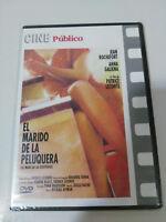 EL MARIDO DE LA PELUQUERA PATRICE LECONTE DVD SLIM CASTELLANO FRANCAIS