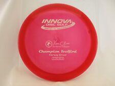 Innova Champion Teebird Red w/ White Stamp 175g -New