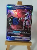 Shadow Mewtwo and Mecha Mewrwo Proxy Custom Pokemon Card in Holo