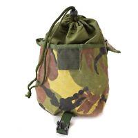 Original Dutch army utility pouch modular Molle carrying bag military Medium DPM
