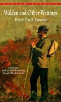 Walden and Other Writings: By Thoreau, Henry David