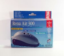 Rena Air 300 Aquarium Air Pump - NOS - Brand New
