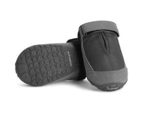"""New! Ruffwear Summit Trex Dog Boots Pairs Twilight Gray Sz 3.0""""/76MM"""