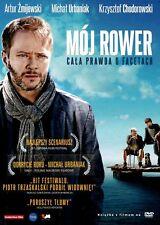 Moj rower (DVD) Piotr Trzaskalski (Shipping Wordwide) Polish film