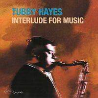 TUBBY HAYES-INTERLUDE FOR MUSIC -JAPAN MINI LP CD E25