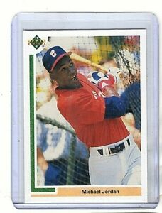 1990 Upper Deck Michael Jordan #SP1 White Sox