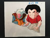 Dragon Ball z Original Animation Painting Cel