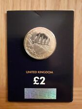 2019 D Day Landings Two Pounds £2 coin Brilliant Uncirculated