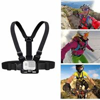 Body Chest Strap Mount Belt Adjustable For GoPro HD Hero 1/2/3/3+/4 Xiao Mi Yi