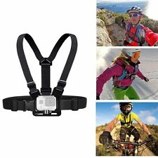 Chest Head Mount Suction Handlebar Camera Accessories For GoPro Hero 1 2 3 4 5
