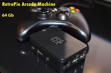 Retro Arcade Machine - 64Gb Raspberry Pi 3 Console - RetroPie Game Emulator