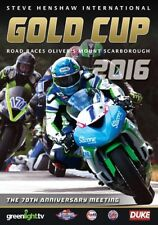 Scarborough International Gold Cup Road Races - Review 2016 (New DVD) Racing
