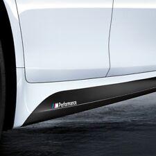BMW F10 F11 5 Series side skirt stickers decals M SPORT MPerformance