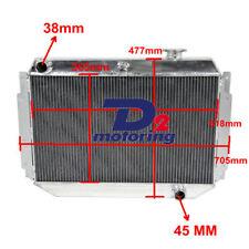 3Row Aluminum Radiator FOR HOLDEN KINGSWOOD HQ HJ HX HZ V8 chevy 38/45