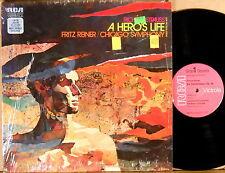 RCA VICTROLA  SHRINKWRAP Richard Strauss REINER A Here's Life VICS-1042