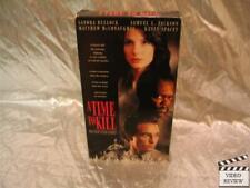 A Time To Kill VHS Sandra Bullock Matthew McConaughey