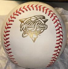 New Rawlings Official 2000 World Series Commemorative Baseball In Box Yankees