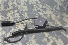 TCA Davies Style TEA E-Switch Single Comm PTT for Kenwood 2 Pins TRI-E-PTT-KW