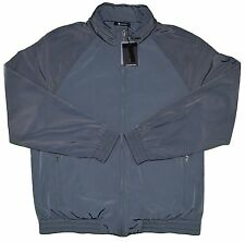 ALEXANDER WANG Pocket Hood Bomber Jacket, Slate Gray L/XL $650