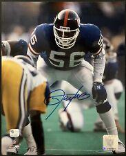 Lawrence Taylor New York Giants Signed 8x10 Photo Autographed GA COA