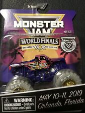 Brand New 2019 Spin Master Monster Jam World Finals XX Orlando Exclusive