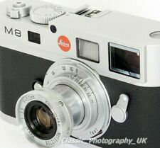 Konica Hexar KONISHIROKU 1:3.5 f=50mm Leica LTM / L39 Lens for LEICA 3g 3f M8 M9