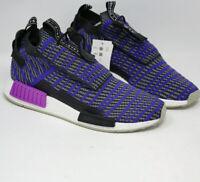 Men's Adidas NMD R1 STLT PK Hi-Res Primeknit Running Shoes Size 10
