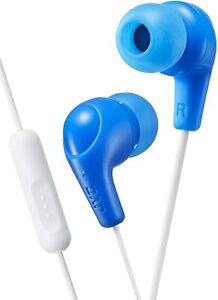 JVC Gumy Plus In-Ear Earbud Headphones with Microphone HA-FX65M ASST. COLORS NEW